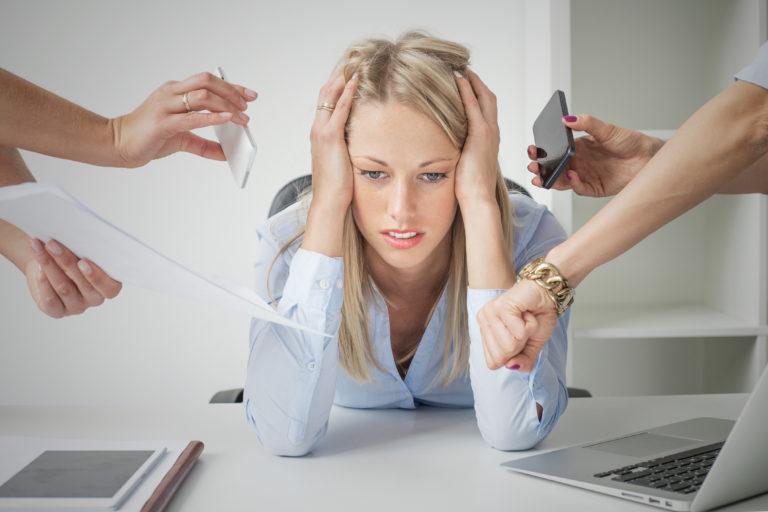 Burn-out und stressassoziierte Erkrankungen