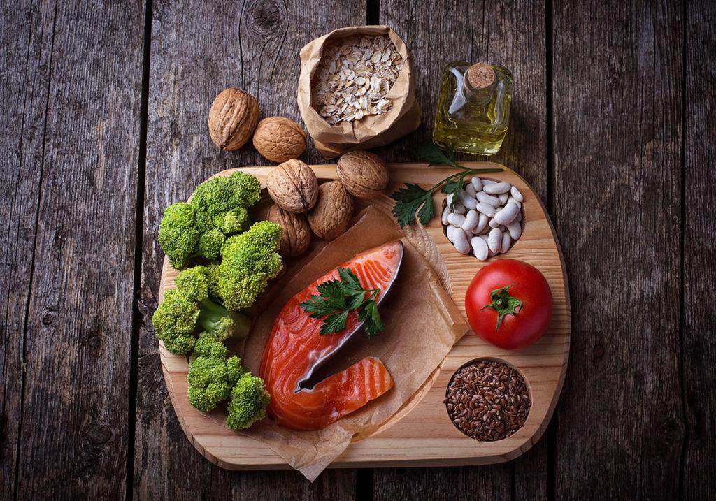 Ernährungsberatung und Gewichtsoptimierung